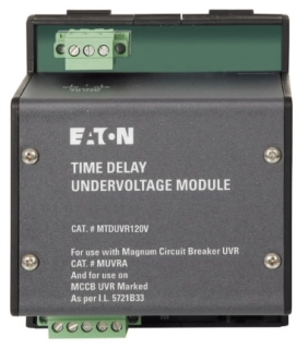 MTDUVR120V CH TIME DELAY UNDERVOLTAGE TRIP 120VAC