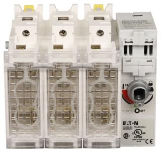 R9J3030FJ CH UL98, J-FRAME, 3POLE, 30AMP, J-FUSIBLE ROTARY DISCONNECT