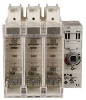 R9K3100FJ CH UL98, K-FRAME, 3POLE, 100AMP, J-FUSIBLE ROTARY DISCONNECT