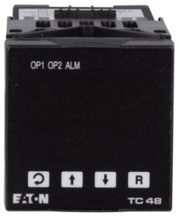 TC484130101 DURANT TEMP CTRL, 48X48MM, ANALOG OUT, RELAY ALARM, 90-250VAC