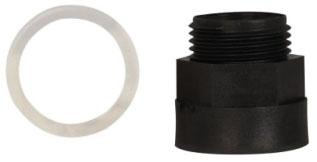 V1-2-M20 CH PLASTIC 1/2