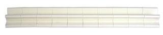 XBMZB6 CH MARKER STRIP, UNPRINTED, 6.2 MM