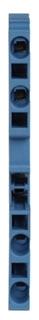 XBPT25D22BU CH 5.2 SPRING CLIP 4 WIRE BLUE TB 28-12AWG