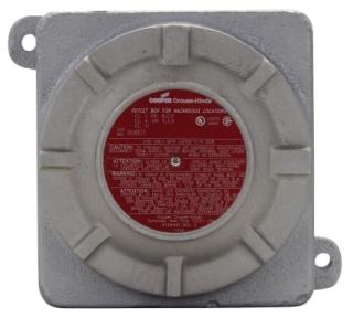 GUB0102 C-HINDS HAZLOC IRON JUNC BX THRD CVR 6 1/2X7X5 3 78227447030