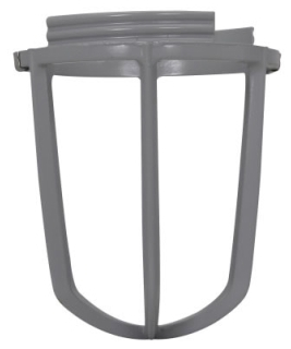 P21 CRS-H GUARD FOR GLASS GLOBES A23 SIZE LAMPS