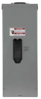 ECCVH200R CH CIRCUIT BREAKER UNIT ENCLOSURE 2P 200 AMP 240V NEMA 3R