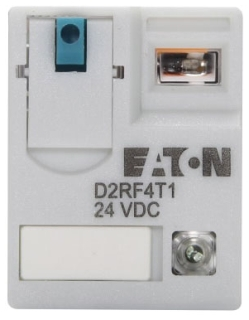 D2RF4T1 CH ICE CUBE RELAY, 4PDT, 6A, 24VDC COIL
