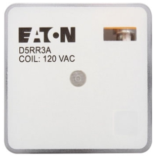 D5RR3A CH ICE CUBE RELAY, 3PDT, 10A, 120VAC COIL