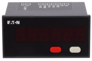 E5-496-E0401 DUR LED Multi-Function Counter, AC Power 96x48mm (3-2306-001A)