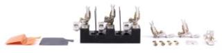 THMC3363 GE 100AMP 600V 3-PHASE QMR/QMW FUSE KIT 139 <1> 78316401093