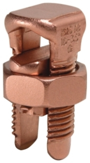 KS25 BUR CU SPLIT BOLT 4STR-1/0STR