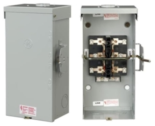 TC10323R GE 120/240V 100 AMP TYP3R GNL DTY SW 78316400033