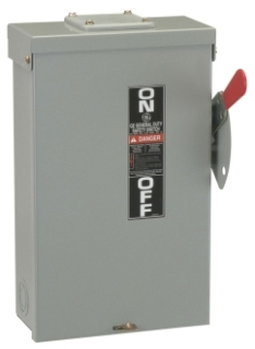 TG3222R GE 60A 240V 2P SW FUSIBLE RT