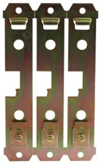 TQCBMPA3 GE BACK MOUNTG PLATE-SCREW TYP-3 POLE 78316406110