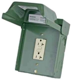 U010010GRP MEP POST MTR POWER OUTLET 78456730155