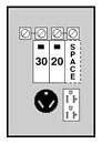 U041CTL010 MEP POWER OUTLET 78456720301