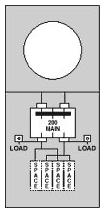 R281C1P6H MEP PEDSTL SERV EQUIP