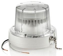 9852-LED LEVITON LED LAMPHOLDER 10W LED LAMP,GUARD AND PULL CHAIN