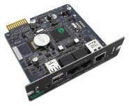 AP9631 APC UPS NETWORK MANAGEMENT CARD 2 WITH ENVIRONMENTAL MONITORING