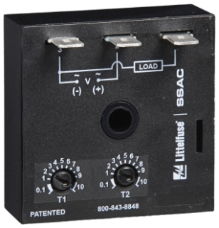 ESDR320A0P SSAC SOLID STATE TIMER, CYCLE, REPEAT, 24VDC