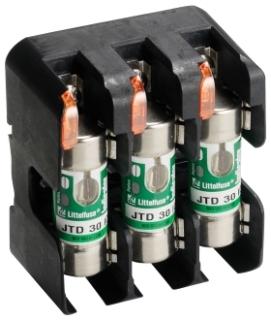 LFJ60030-3CID LITTELFUSE 600V CLASS J FUSE BLOCK HOLDER WITH INDICATION (LFJ600303CID) (1)