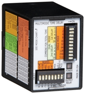 TRDU24A3 SSAC TIME DELAY RELAY