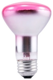 375R40/1-120V SYL 375W R40 MED. BSE 14747 Clear Heat Lamp