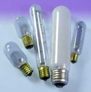 20T6-1/2DC/IF-120V SYL 20W IF 18144 Double Contact Lamp