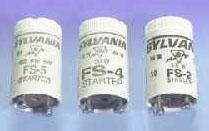 FS2 SYL FLUORESCENT LAMP STARTER 42812 14-20W