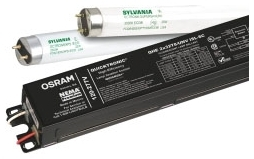 QHE2X32T8/UNV-ISL-SC-B SYLVANIA 2LAMP 32WT8 HIGH EFFICIENCY ELECTRONIC BALLAST WITH UNIVERSAL INPUT VOLTAGE 04613549838