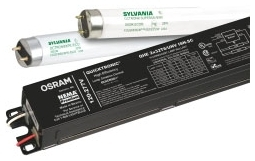 QHE2X32T8/UNV-ISN-SC-B SYLVANIA ELECTRONIC BALLAST 120-277V 49969