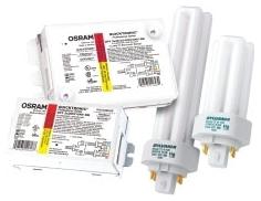 QTP-2X26/CF/UNV SYLVANIA 51833 LOW-POWER-DUAL-ENTRY-BALLAST. 04613551833 20/case