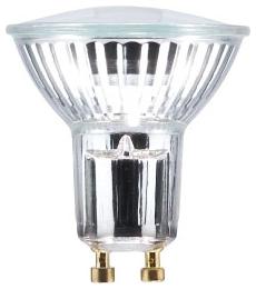 50PAR16/HAL/GU10/FL/BL-120V SYLVANIA Tungsten-Halogen-PAR16-Aluminized-R eflector-Lamp-GU10-Base-50Watt120Vo lt-Flood-B 04613559075 6/case