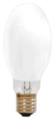 M175/C/U/ED28 SYLVANIA 175W METALARC QUARTZ METAL HALIDE LAMP, E39 BASE, ED28 BULB, ENCLOSED FIXTURE RATED, UNIVERSAL BURN, COATED, 3800K 64031