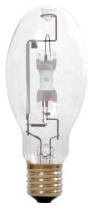 M250/U/ED28 SYLVANIA 250W METALARC QUARTZ METAL HALIDE LAMP E39 BASE ED28 BULB ENCLOSED FIXTURE RATED UNIVERSAL BURN CLEAR 4200K