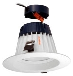 LED/RT8/3000/940 72628 SYLVANIA RT8 3000 LM , 120/277V UNIVERSAL INPUT, 4000K, 0 10V LOW VOLTAGE DIMMABLE, CFL REPLACEMENT 04613572628