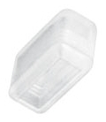 LF-ENDCAP-IP67-LP SYLVANIA FLEX PROTECT END CAP USED TO SEAL THE END OF THE PRODUCT TO PROTECT FROM MOISTURE INTRUSION. USED WITH IP67 RATED PRODUCT. 72667