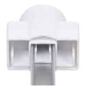 BX-DS-ADAPT-TRACK SYLVANIA BOXLED DS TRACK FOR FLUORESCENT ADAPTERS 04613573838 73838