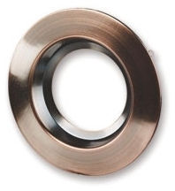 RT56TRIMORBZ SYLVANIA BRONZE TRIM RING FOR RT5 AND RT6 DOWNLIGHTS 04613575098 75098