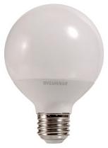 LED7.5G25/827/10YV/RP2 SYLVANIA 79697 LED G25, 7.5W 82CRI, 650 LUMEN, 2700K, 11000 LIFE