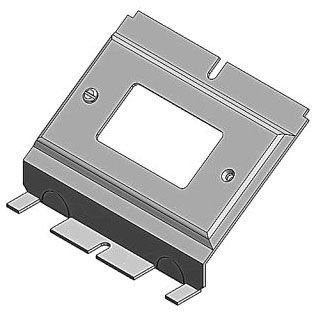 664-GP T&B RECEPTACLE PLATE
