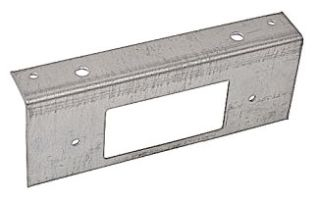 665-GP T&B FLOOR BOX RECEPTACLE PLATE
