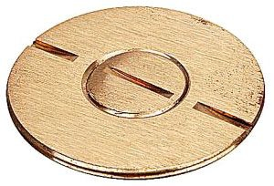 694 T&B PLUG INSERT FOR BRASS FLOOR PLATE