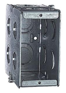 GW-135-G SC MASON BOX 3-1/2D 1G GANGABLE