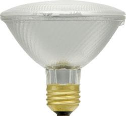39PAR30/HAL/NFL25-130V SYLVANIA TUNGSTEN HALOGEN PAR30 REFLECTOR LAMP 39WATT 130VOLT MEDIUM BASE NARROWFLOOD25 BEAM 04613516122 16122