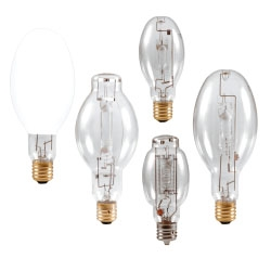 M400/PS/U/ED28 SYLVANIA 400W METALARC PULSE START COMPACT QUARTZ METAL HALIDE LAMP, HIGH OUTPUT, REDUCED OUTER JACKET, REDUCED COLOR SHIFT, E39 BASE, ED28 BULB, ENCLOSED FIXTURE RATED, UNIVERSAL BURN, CLEAR, 4000K 04613564051 64051