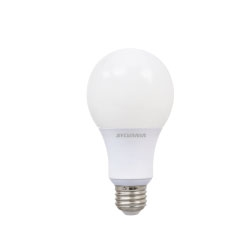 LED15A21/3WAY/O/827/RP/74021 SYLVANIA LED 3WAY 4.5/8.5/15W DIMMABLE 80CRI 450/800/1600 LUMEN 2700K 25000 LIFE
