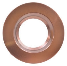 RT5/6/TRIM/DKBZ 75095 SYLVANIA DARK BRONZE TRIM RING FOR RT5/6 DOWNLIGHT RECESSED KIT, REFLECTOR