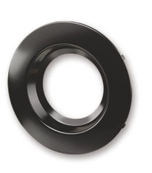 RT56TRIMBLK 75097 SYLVANIA BLACK TRIM RING FOR RT5 AND RT6 DOWNLIGHTS