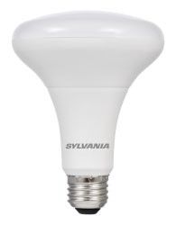LED9BR30DIMHO827G5 78055 SYLVANIA LED BR30,9W, DIMMABLE, 80CRI, 800 LUMEN,2700K, 25000 LIFE